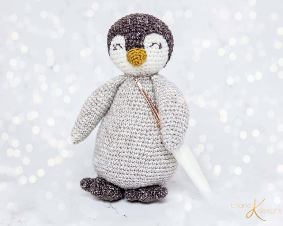 Crochet Penguin Buddy Pattern