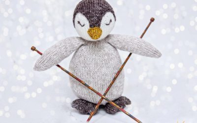 Penguin Buddy Knit Pattern