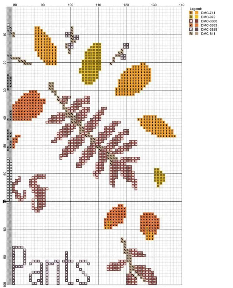 Give Thanks for Stretchy Pants Cross Stitch by Briana K Designs
