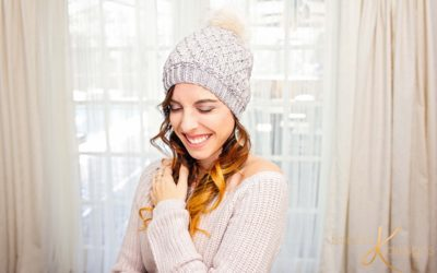Quilted Lattice Crochet Hat