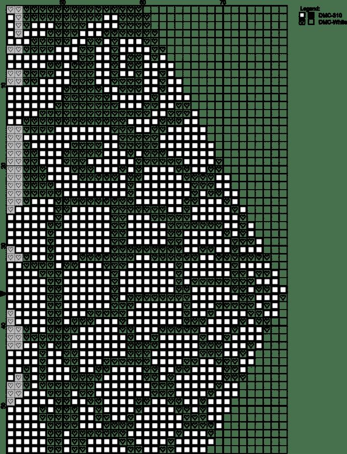 Gaudi Cross Stitch Page 2