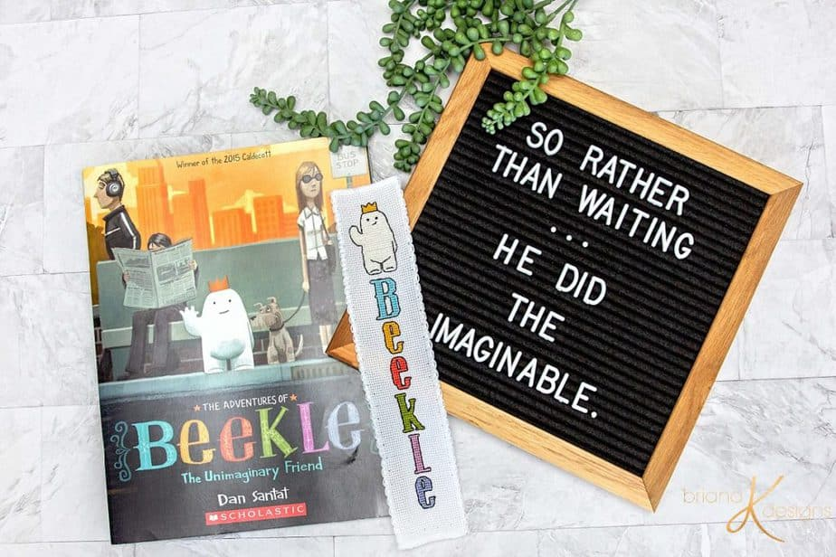 Beekle The Unimaginary Friend Book