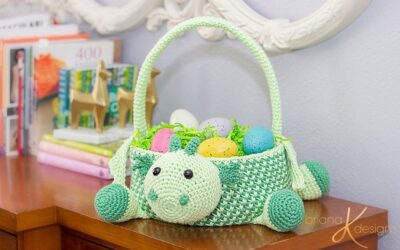 Dragon Easter Basket