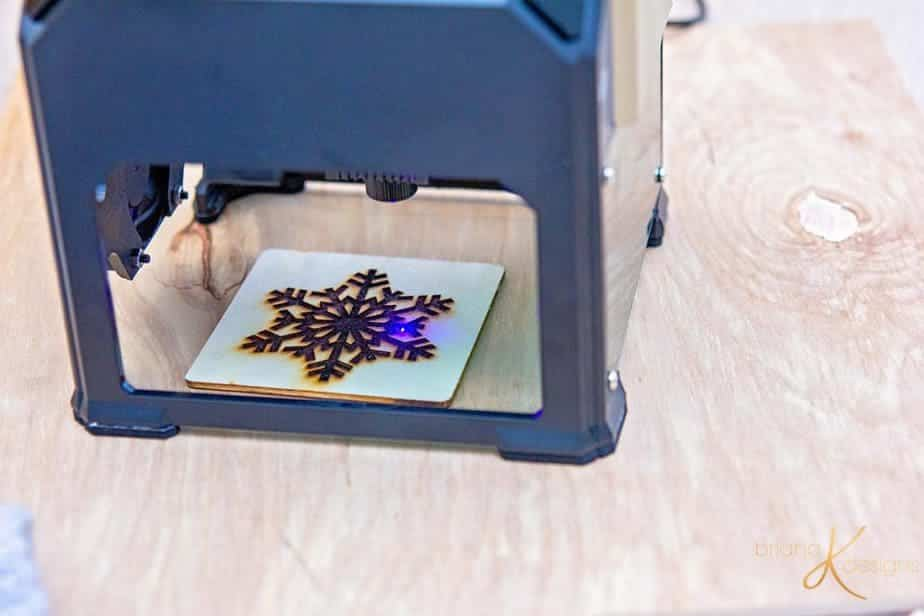 Laser Engraver for Crafts