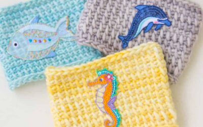Tunisian Crochet Cozy