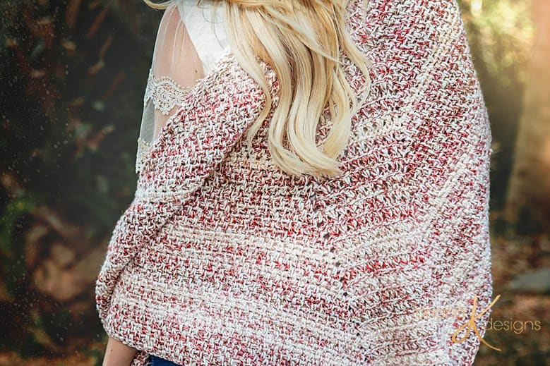 Faroese Triangle Crochet Shawl Pattern
