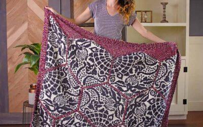 The Gaudi Sidewalk Blanket