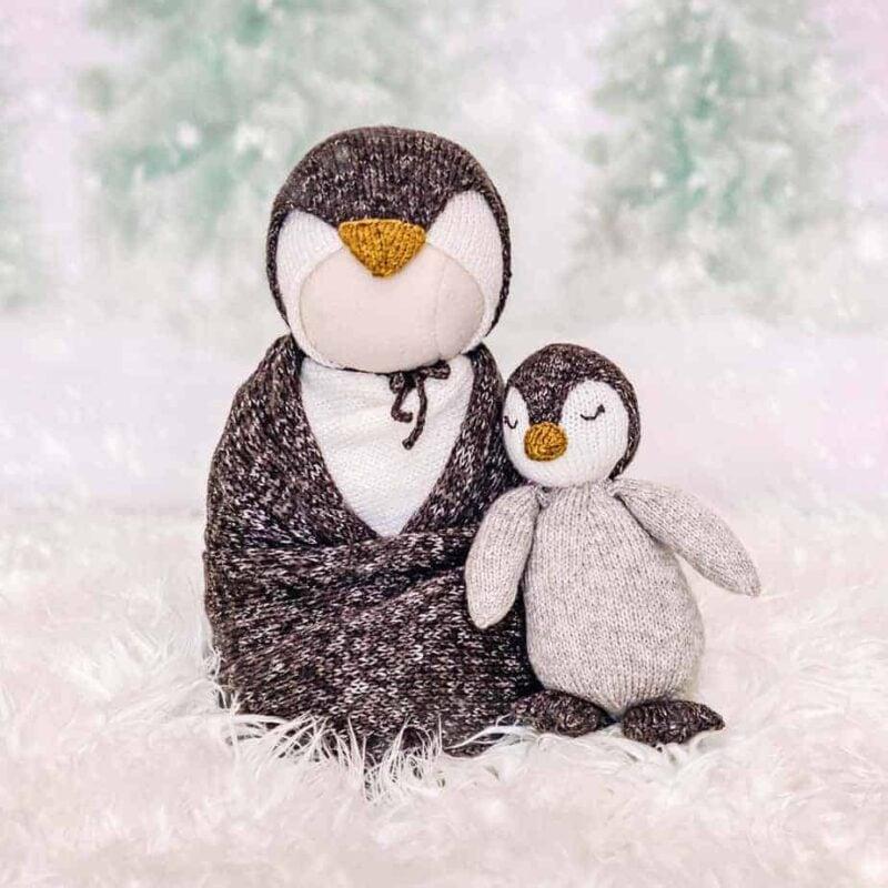 penguin buddy knit pattern