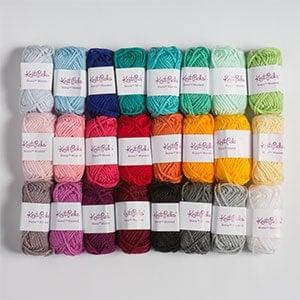 Knit Picks Yarn Brava Mini Pack