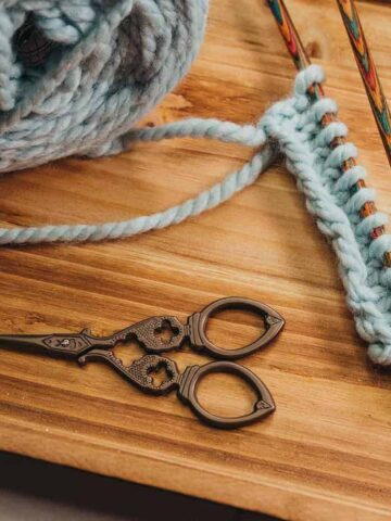 Knit Cast On Methods