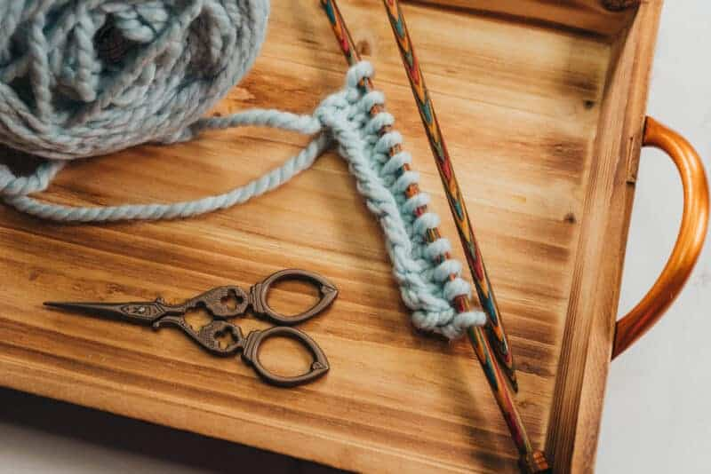 How To Knit Cast On