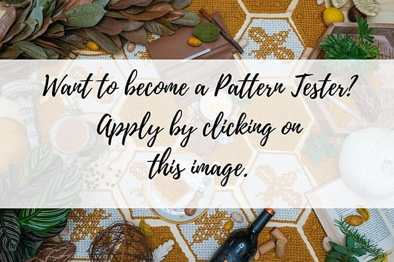 Become a pattern tester