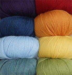 We Crochet Palette Yarn
