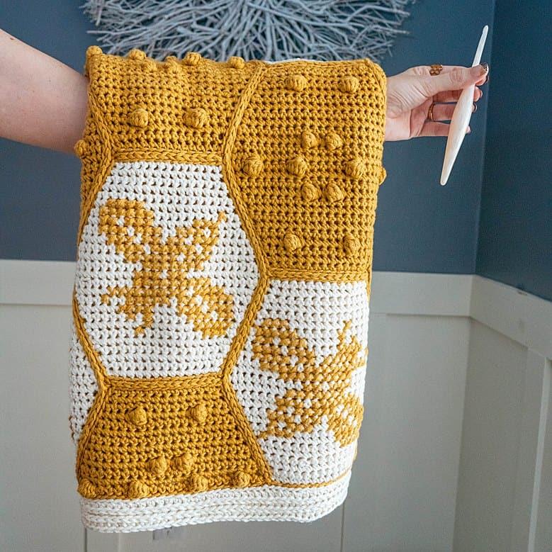 Honey Bee Blanket