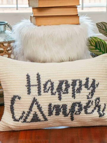 Happy Camper Crochet