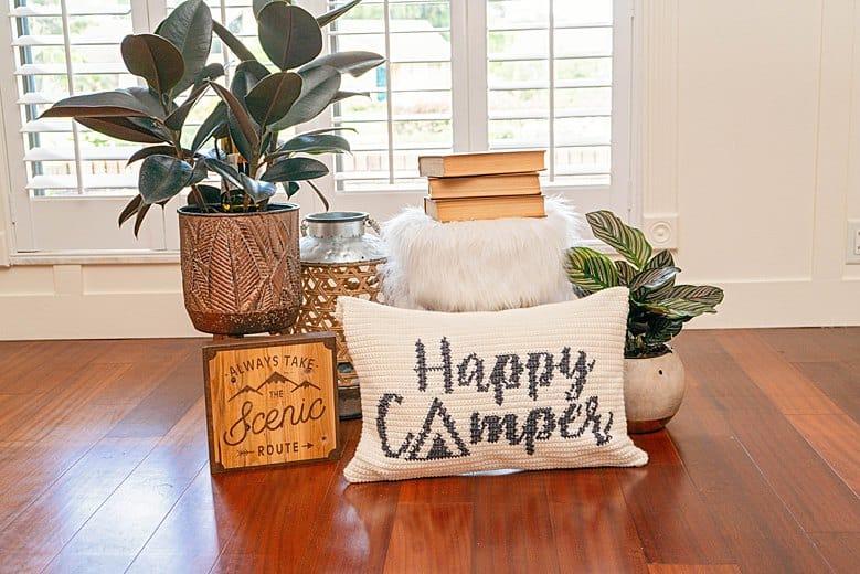 Happy Camper Crochet
