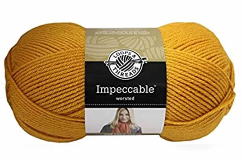 Impeccable Yarn Gold