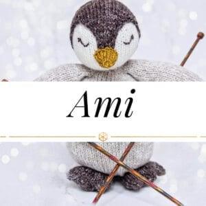 Ami Knit Patterns