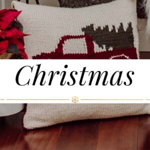 Christmas Knit Patterns