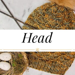 Head Knit Patterns