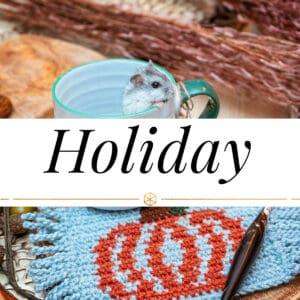 Holiday Crochet Patterns