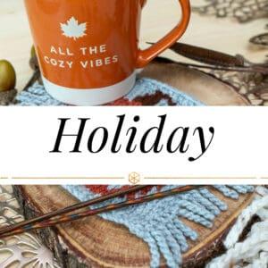 Holiday Knit Patterns