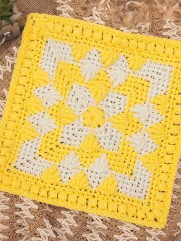 moogly cal granny square