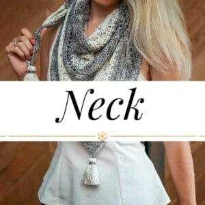 Crochet Neck Patterns