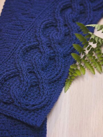 Infinity Winter Scarf